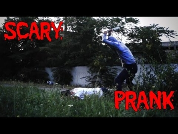 Epic Monster Fight Scary Prank